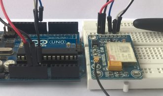 Arduino ethernet2 library