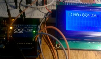 How to make a clock with an arduino and millis() function