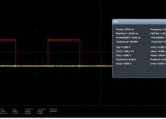 40kHz square signal with arduino uno or atmega 328