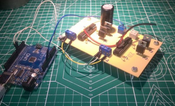 Lowpass filter for pure sine inverters