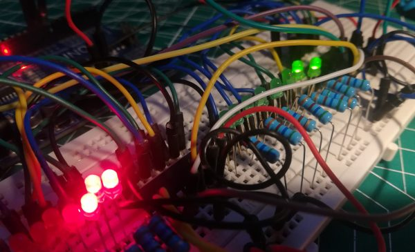 Arduino and shift registers
