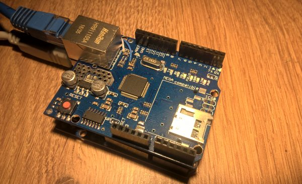 How to set up an arduino ethernet shield
